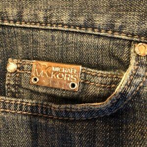 Women's Michael Kors crop jeans